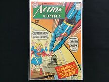 ACTION #367 Lot of 1 DC Comic Book - Superman - BV $14!