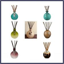 NIB San Miguel Fragrance Essential Oil Reed Diffuser Set Holidays Home Decor