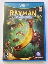 Rayman Legends (Nintendo Wii U, 2013)