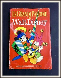 ⭐ LE GRANDI PARODIE - Classici Disney # 3 - 1* ed. 1959 - DISNEYANA.IT ⭐