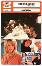 FICHE CINEMA : L'ECUREUIL ROUGE - Julio Medem 1993 The Red Squirrel