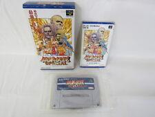 FATAL FURY Special Item Ref/ccc Super Famicom SNES Nintendo SFC JAPAN Boxed sf