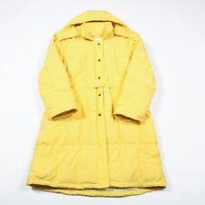Relleno de plumón Abrigo largo acolchado Vintage | Mujer Chaqueta Puffa Pluma Ganso XL |