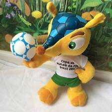 Copa Do Mundo Da FIFA Brazil World Cup Soccer 2014  Plush 12""
