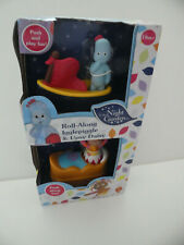 IN THE NIGHT GARDEN ROLL ALONG PUSH IGGLEPIGGLE & UPSY DAISY TOYS - NEW