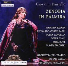 Giovanni PAISIELLO / Zenobia in Palmira / (2 CD) / Neuf