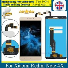 For Xiaomi Redmi Note 4X LCD Touch Screen Display Digitizer Replacement Gold