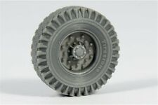 PANZER ART RE35-356 1/35 Chevrolet LRDG Road wheels (Firestone)