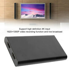 2160P 4K USB3.0 To HDMI1.4B Adapter Video Capture Card For PC TV Game Machine