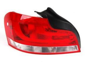 BMW E82 E88 1 Series M 135i Driver Left Taillight w/ Xenon Genuine 63217273427