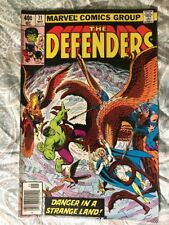 The Defenders #71 (May 1979, Marvel) Vg, Hulk,Combined Shipping Is Available