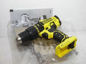 Stanley FATMAX FMC626 18V Cordless Hammer Drill Bare 2021 (NEW)