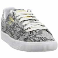 Puma Clyde Reptile Sneakers Casual    -  - Womens