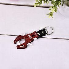 Travel Sport Large Tiger Buckle Climb Hook Carabiner Clip Lock Keychain Keyring