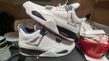 Nike AIR Jordan Retro IV Legend 4 Navy Columbia xi Oreo OG 1 XI Sz 13 BANNED MAX