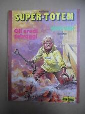 Collana Super Totem n°5 1984  Jeremiah Gli eredi selvaggi di Hermann [MZ1]