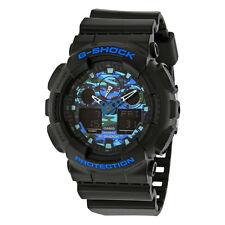 Casio G-Shock Mens Analog-Digital Watch GA100CB-1A