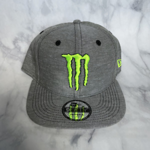Hat Cap Monster Energy New Era Athlete Only New 2021! 100% Authentic - Grey