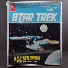 Sealed Vintage 1983 STAR TREK USS Enterprise Model Kit AMT ERTL #6676 Brand NEW