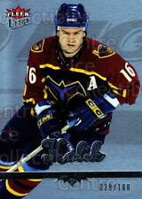 2005-06 Ultra Ice #13 Bobby Holik