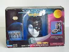 STAR TREK Strike Force BORG TEMPLE Micro Machines Data Lore Hugh Borg Solider