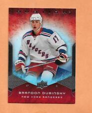 BRANDON DUBINSKY  UPPER DECK OVATION 2008 - 2009  CARD # 134