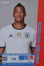 JEROME BOATENG - A3 Poster (ca. 42 x 28 cm) - Fußball EM 2016 Clippings Sammlung