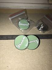 4 Genuine Vespa Pin Badges , Emblem , Quality Enamel  Pin Badge
