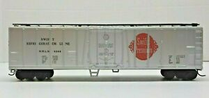 BACHMANN HO SCALE 50' SWIFT PREMIUM REFRIGERATOR  BOX CAR SRLX 4244