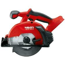 HILTI SCM 22-A Cordless Metal Saw with Blade BRAND NEW..