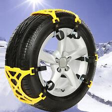 Auto  Schneeketten Snow  Tire Chains/Anti-slip-Kette für Meist PKW/SUV/LKW