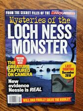 Mysteries Of The Loch Ness Monster