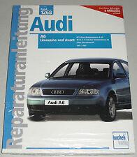 Reparaturanleitung Audi A6 + Avant (4B / C5) Benziner, Baujahre 1997 - 2001