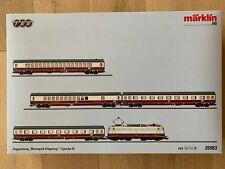 """+++ Märklin MHI Zugpackung """"Rheingold-Flügelzug"""" H0 26983 Neu u. OVP"""