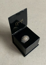 KYLIE MINOGUE * COUTURE * 2008 UK ONLY PROMO DRESS RING w/ BOX * HTF!