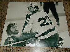 Dave Tiger Williams Toronto Maple Leafs Unsigned 8 X 10 Matte Photo (1)