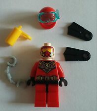 LEGO® DC Super Heroes Figur  Scuba Suit Robin +Zubehör (aus 76027)  Neu Neuware