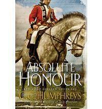 Absolute Honour, Humphreys, C.C., New Book