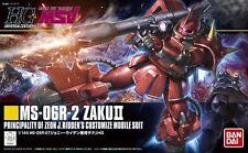 Bandai 1/144 HGUC 166 MS-06R-2 Zaku II, J.Ridden's Customize