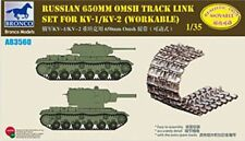 Bronco 1/35 3560 KV-IS/KV-85/SU-152 650mm Omsh Track Link
