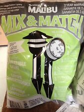 Malibu Mix & Match 4 Watt  Light ML81040/lx81 New In Bag mix and match