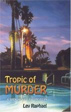 Tropic of Murder : Nick Hoffman Mystery by Lev Raphael 2015 SC gay fiction