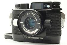 【EXC+5】NIKON Nikonos III w/ 35mm f/2.5 Underwater Film Camera From Japan #140