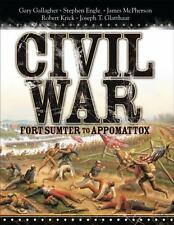 Civil War: Fort Sumter to Appomattox; New, Sealed Osprey Hardcover
