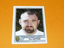 N°22 GUFFROY SC ALBI PANINI RUGBY 2007-2008 TOP 14 CHAMPIONNAT FRANCE