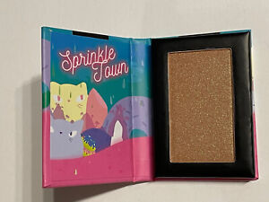 NYX Sprinkle Town Highlighter Cinnamon Spice .12oz / 3.5g