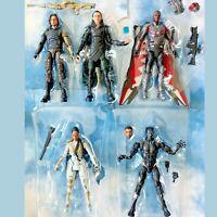 Marvel Legends MCU Falcon Winter Soldier Loki Shang-Chi Black Widow Vision UPICK