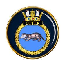 Hms Loutre, Royal Marine Broche Badge