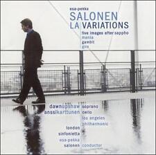 Esa-Pekka Salonen: L.A. Variations by Dawn  Upshaw, Anssi  Karttunen CD! NEW!!