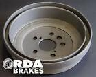 RDA Brake Drum Pair Rear RDA6014 FOR Volkswagen Karmann Ghia 1200